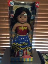Wonder Woman 18'' Madame Alexander Doll, New  from the DC Comics Series
