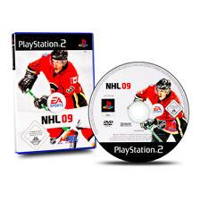 PS2 Jeu NHL 09 Emballage D'Origine sans Manuel Aa