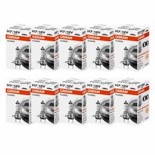 10x Osram H7 Classic 12V 55W 64210CLC 64210 CLC Lampe Autolampen Glühlampe Birne