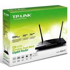 TP-LINK Archer C50 AC1200 Wireless Dual Band Gigabit Router Wifi Linux Mac & Win
