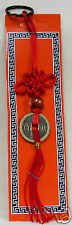 Feng Shui Mystic Knot with Chinese Coin for Prosperity, New Opportunities & Luck