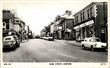 Ashford. Bank Street # ASH.33 by Frith. Ford Anglia.