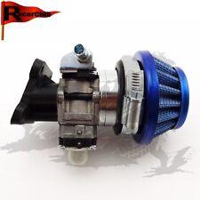 Racing Carburatore Adattatore del filtro dell'aria 47 49 ATV Dirt Pocket Bike