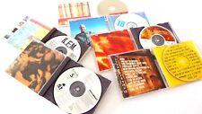 CDs Music Lot of 6 . MOBY x 2 . R.E.M. x 3 . P Mc CARTNEY .