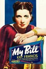My Bill - 1938 - Kay Francis John Farrow - Vintage Drama Film DVD