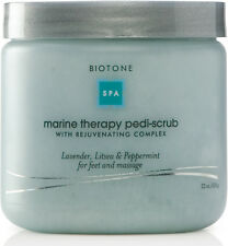 Biotone Massage & Spa Marine Therapy Pedicure Scrub Jar
