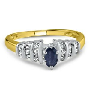 Certified Tanzanite 1.50cttw and 1.00cttw Diamond 14KT White/Yellow Gold Ring