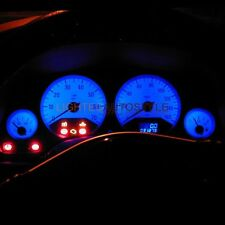 VAUXHALL ASTRA G BLUE FULL LED DASH CONVERSION KIT (RED WHITE GREEN PINK ALSO)