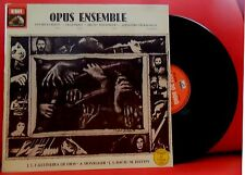 ANA BELA CHAVES OLGA PRATS Opus Ensemble LP [UNPLAYED] J S BACH HAYDN HONEGGER