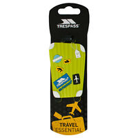 Trespass Rubber Travel Tag With 3 Fun Designs