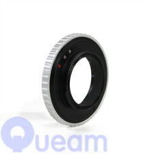 Macro to Infinity Lens Adapter For Leica M Lens to Sony E Mount NEX Camera HOT