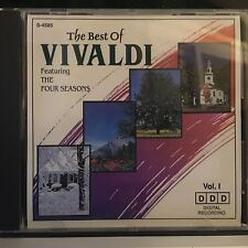 The Best of Vivaldi: Featuring The Four Seasons - Vol 1