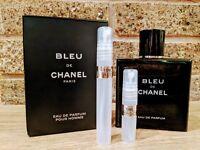 Chanel Bleu de Chanel 'EDP' 5ml Fragrance Spray - For Men - NEW STOCK!