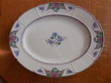 "Wedgwood Saxon creamware 15 5/8"" platter A4456 ca. 1920's"
