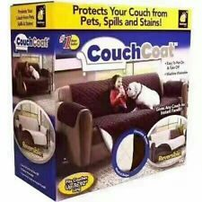 Couch Cover Reversable Protects you couch from Pets, Spills and Strains