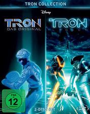 Tron: Das Original + Tron: Legacy (Walt Disney)                  | Blu-ray | 047