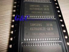 2PCS IC K6T1008C2E-GB70 K6T1008C2E-GB55  SAMSUNG  NEW