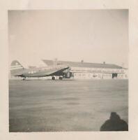 1940s USAAF  Mechanics Japan Tachikawa Air Freight Terminal Photo airplane