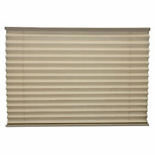 "Rv Camper Pleated Blind Shades Cappuccino 20"" X 24"" !"