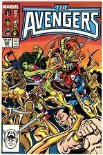 Avengers (1963) #283 NM 9.4