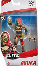 WWE WRESTLING FIGURE MATTEL ELITE COLLECTION ASUKA #87 BOXED BRAND NEW DIVAS