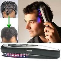 Laser Regrow Grow Treatment Massage Power Comb Therapy Kit Stop Hair Loss New