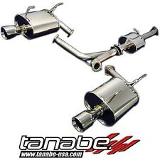 Tanabe T70040 Medalion Touring Exhaust System 00-05 Honda S2000
