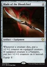 MRM ENGLISH Blade of the bloodchief - Lame du chef de sang MTG magic C17