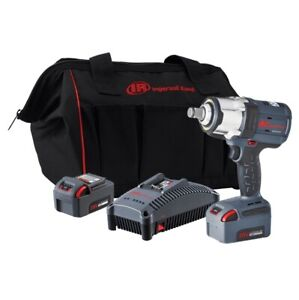 Ingersoll Rand W7172 3/4″ 20V Brushless Lithium-Ion High Torque Impact Wrench