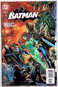 Batman #619 Vol 1 Hush Villains Variant - DC Comics - Jeph Loeb - Jim Lee