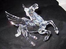 Retired Swarovski Nib Fabulous Creatures Pegasus 1998 Annual Society Editionp
