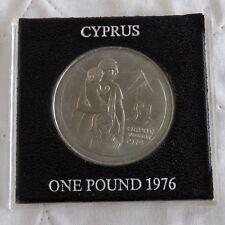 Cipro 1976 FIOR mezzo chilo-in caso di Royal Nuovo di zecca