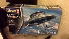 Revell 1/72 flying saucer haunebu 2