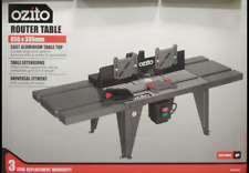 Ozito 855 x 335mm Router Table-with Dust extraction port