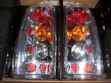 New IPCW Amber Euro Tail Lights CWT-CE3039CA for 99-02 Silverado & 99-06 Sierra