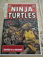 IDW Teenage Mutant Ninja Turtles #48 variant VF+
