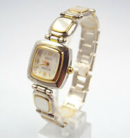 Ecclissi Sterling Silver Mother of Pearl Woman's Quartz Watch, Model 31650