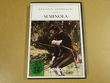 DVD / SEMINOLA ( ROCK HUDSON, ANTHONY QUINN )