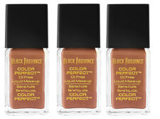 BLACK RADIANCE - Color Perfect Liquid Makeup #8416 Mocha Honey 3 PACK