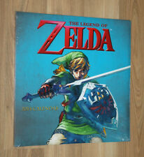 The Legend of Zelda Rare Calendar 2014 Link Nintendo New & Sealed