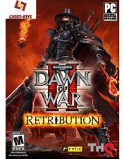 Warhammer 40000 Dawn of War 2 II Retribution Steam Key Pc Game Code Blitzversand