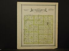 Nebraska, Fillmore County Map, Glengary Township 1918  K6#82