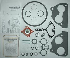 1988-94 CHEVY CAPRICE 5.7L 350 ROCHESTER MODEL 220 THROTTLE BODY/TBI REBUILD KIT