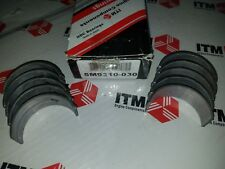 Main Bearings +.030 Toyota Celica & Corolla MR2 Tercel 1.5 & 1.6 & Prizm & Nova