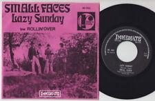 SMALL FACES * Lazy Sunday * 1968 BELGIUM 45 * MOD FREAKBEAT PSYCH *