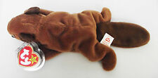 TY BEANIE BABY BUCKY PVC 9 ERRORS 4TH GEN SWING 4TH TUSH RETIRED DEUTSCHLAND NEW