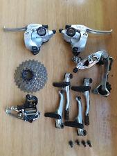 Shimano Nexave Ausstattung Schaltwerk / Umwerfer / Schalt-Bremshebel / V-Brakes