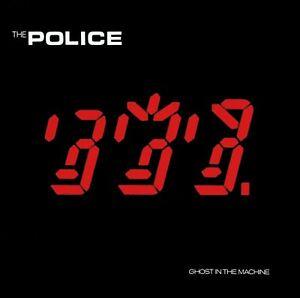°THE POLICE - GHOST IN THE MACHINE CD° 1981,Neu OVP  11 Tracks, 1 Video Inkl.
