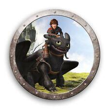 Dekokissen / Konturenkissen Dragons Durchmesser Circa 36 Cm
