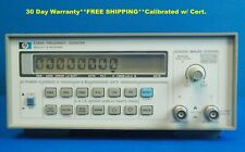 Agilent Keysight HP 5384A Frequency Counter 001: Extended Measurement Memory 4x